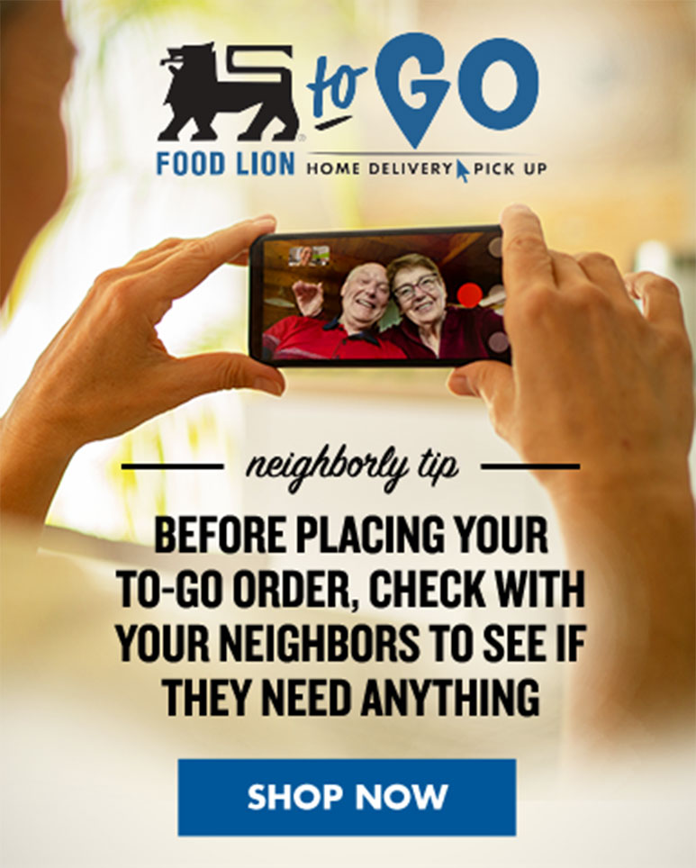 Food Lion To Go - Neighborly Tip