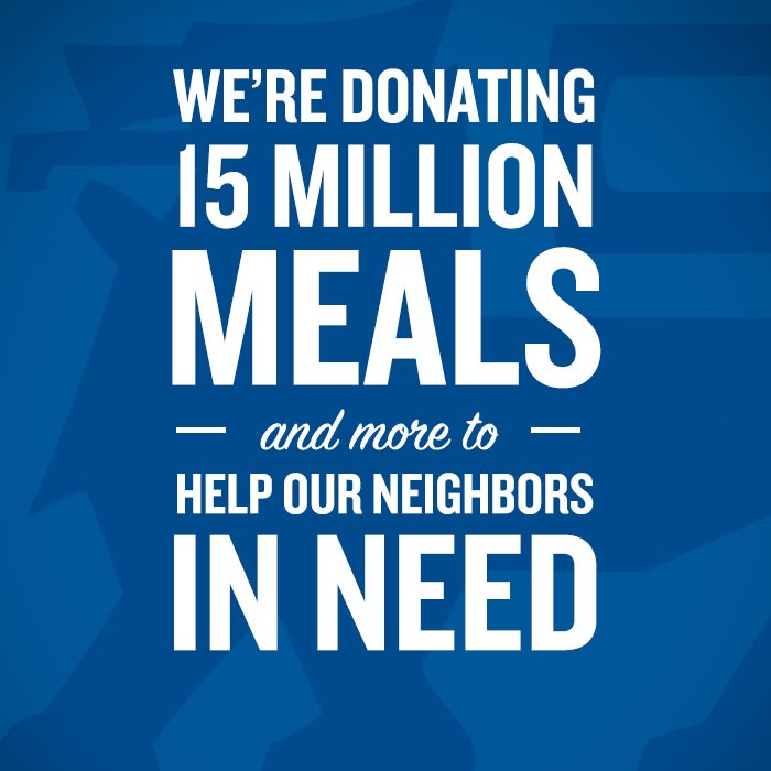 Food Lion Feeds - Donating 15 Million Meals to Neighbors in Need