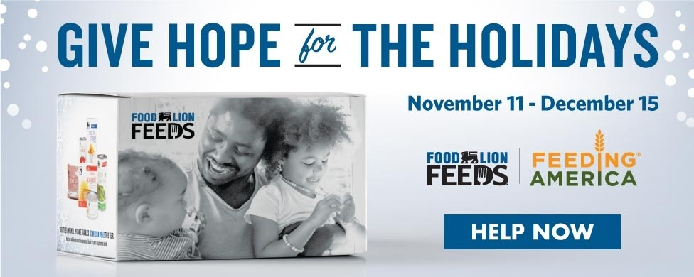 Food Lion Christmas Hours 2020 Food Lion Feeds | In Our Community | Food Lion