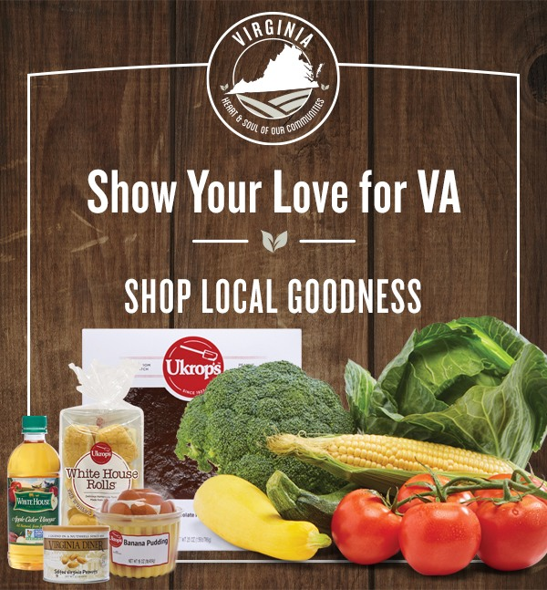 Shop Local Goodness - Show Your Love For Virginia