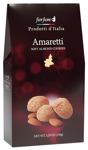 Amaretti Soft Almond Cookies package