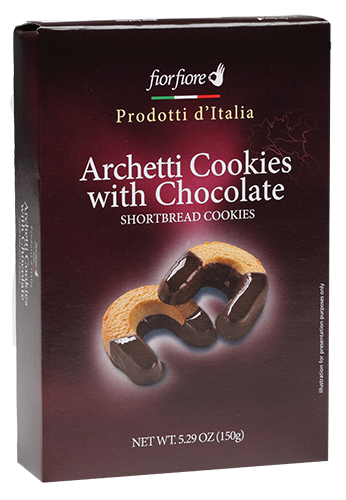 Archetti Cookies package