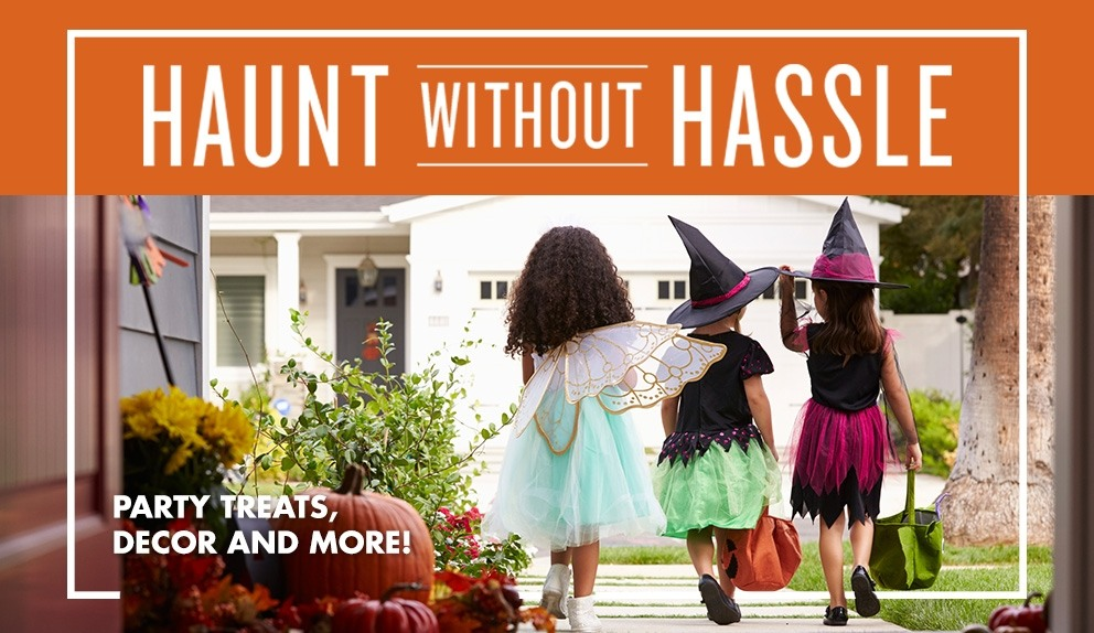 Haunt without Hassle