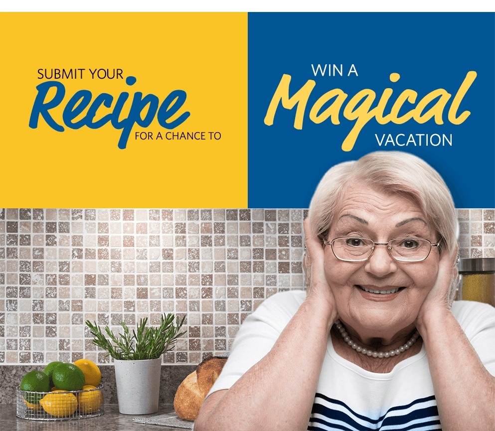 win a magical vacation