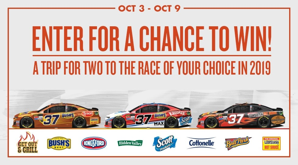 JTG Off to the Races Sweepstakes