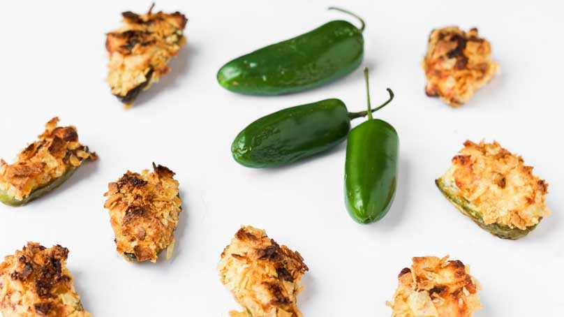 image of Baked Jalapeno Poppers