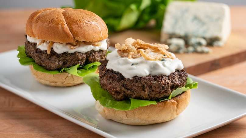 image of Blue Cheese Burger