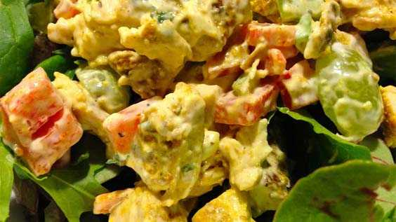 image of Curried Chicken Salad