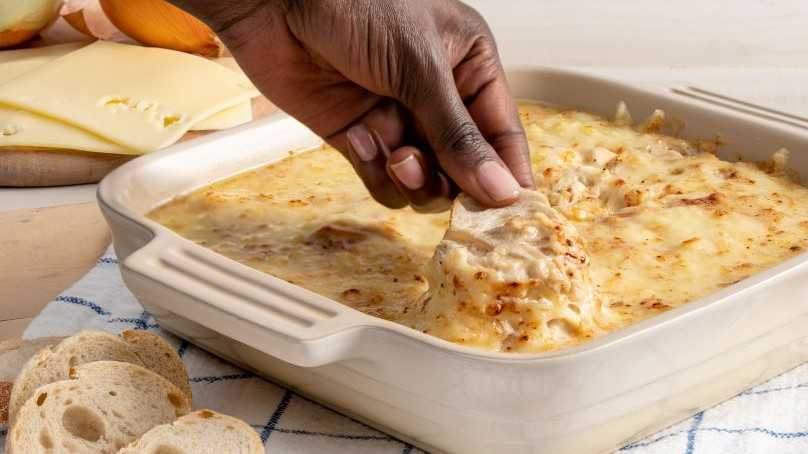 image of French Onion Cheese Dip