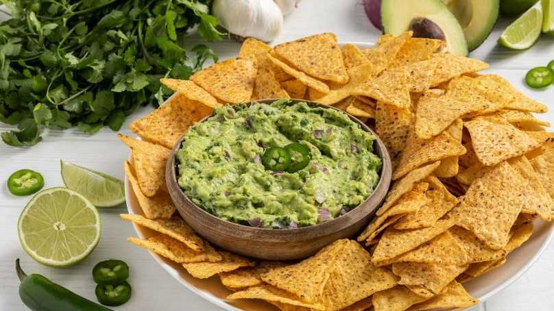 image of Tried and True Classic Guacamole