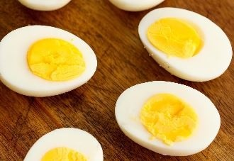 Easy hard boiled eggs