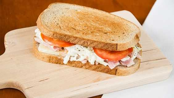 image of Best Ham Sandwich Ever