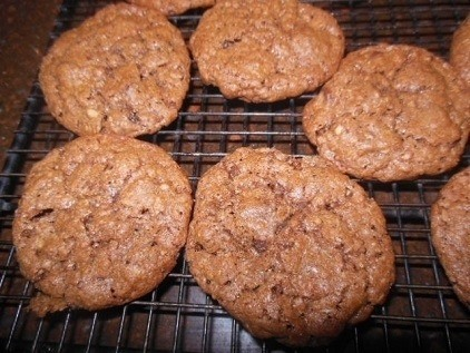 Grandma Smith's Old-Fashioned Oatmeal Cookies