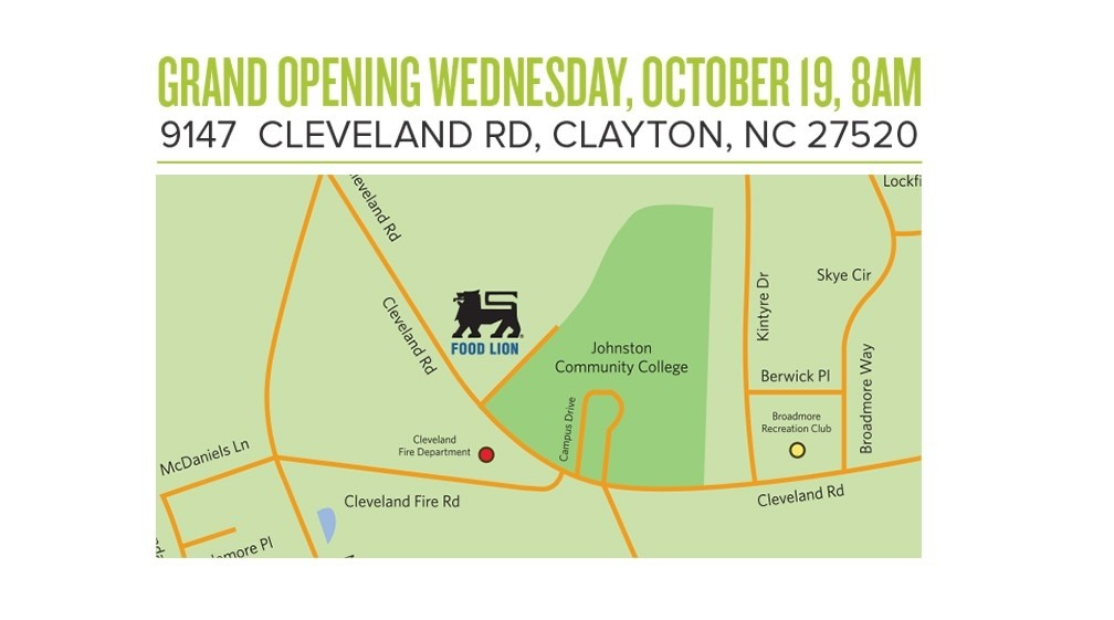 9147 CLEVELAND RD CLAYTON,NC