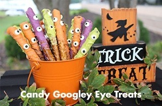 Candy Googley Eye Treats