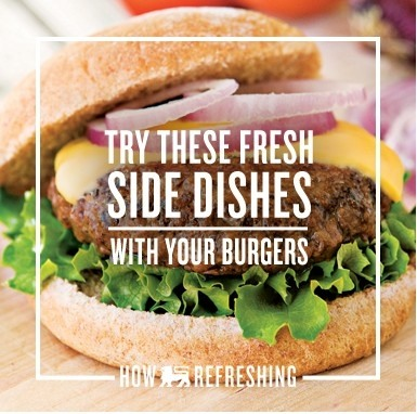 Try these fresh side dishes