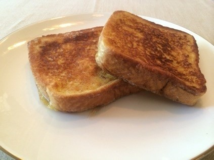 Cinnamon and Sugar Texas French Toast
